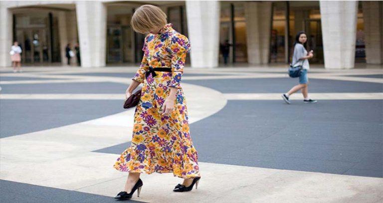 Mempadankan Style Maxi Dress Agar Terlihat Modis