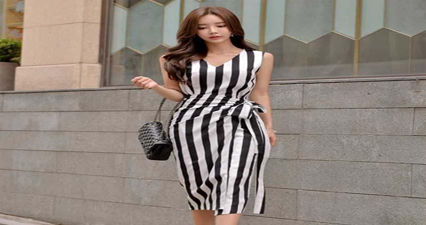 Tips Menggunakan Maxi Dress Untuk yang Bertubuh Mungil